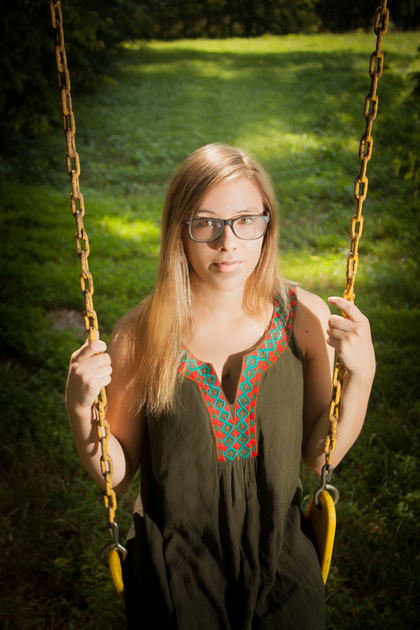 senior portraits available in the Smoky Mountains.